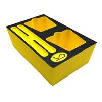 EVA工具箱包装内衬包装