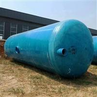 汉阴玻璃钢化粪池厂家 郑州三格化三格式化粪池 三格一体成型化粪池