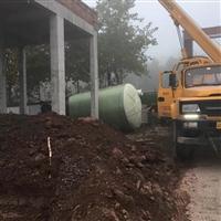 五台玻璃钢化粪池厂家 河南旱厕改造三格式化粪池厂 郑州一体成型化粪池