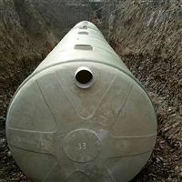开封玻璃钢化粪池厂家 Pe三格式化粪池 交城pe一体成型化粪池安装说明