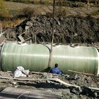 洛阳玻璃钢化粪池厂家 pe三格式化粪池 文水一体成型化粪池安装图