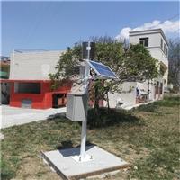 太阳能自动雨量站 自动监测预警