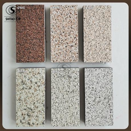珠海仿芝麻黑荔枝麵陶瓷PC磚常用規格  量大價優