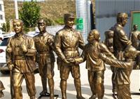 營口鑄銅雕塑,營口銅浮雕,營口鑄銅雕塑廠家,營口雕塑廠家