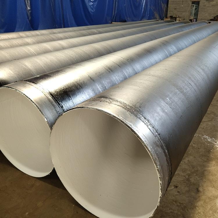 佛山螺旋管厂家镀锌螺旋钢管加工处理