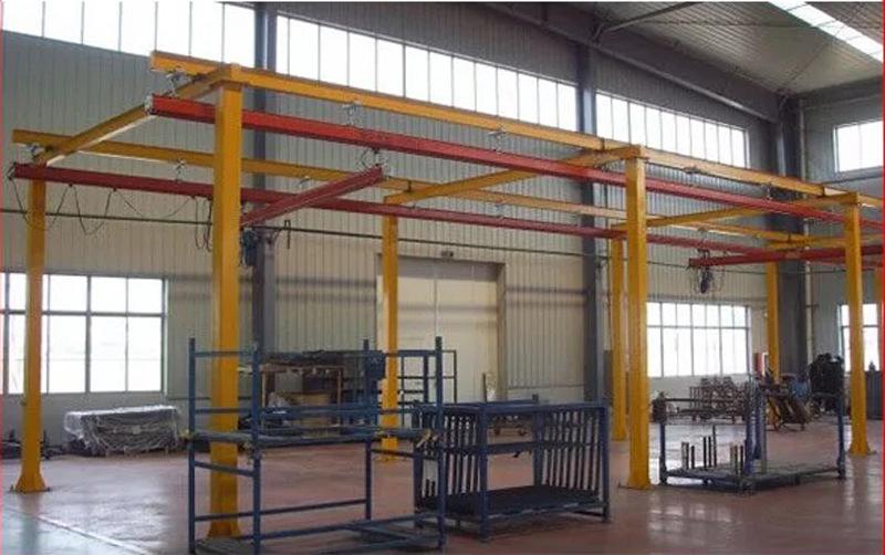 宁波 500kg KBK悬挂起重机 JKBK轨道起重机 厂家直销 上门安装