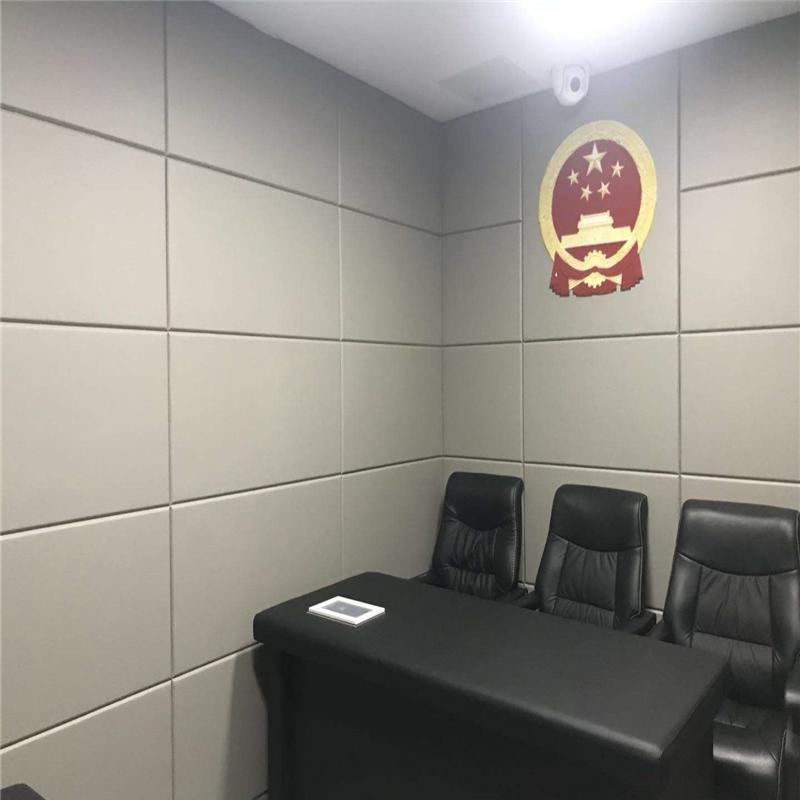 审讯室防撞软包