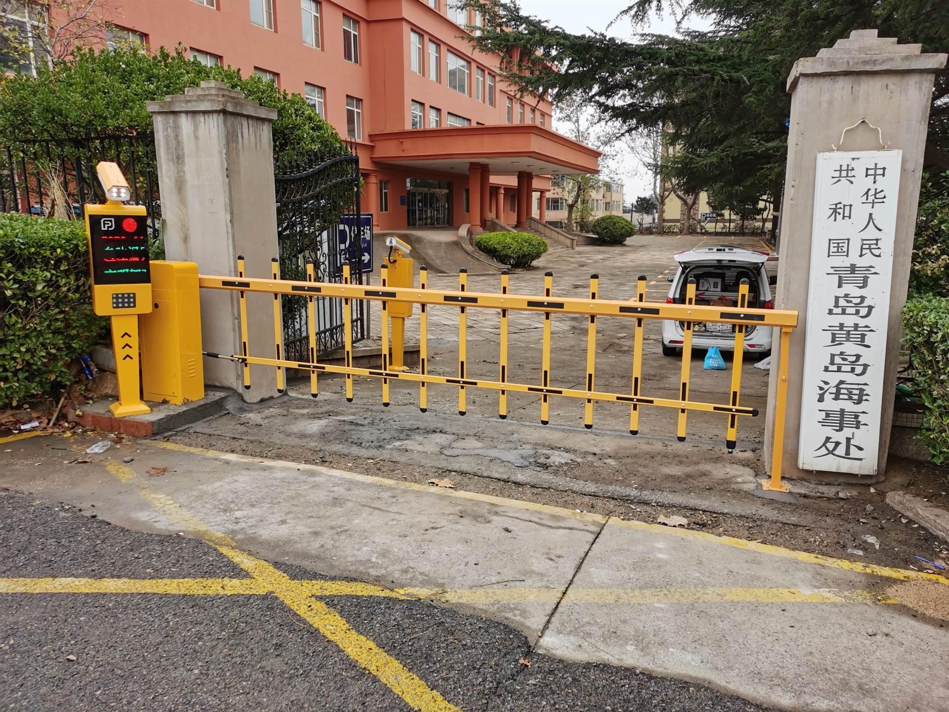 青岛车牌识别系统设备,黄岛车牌识别停车场