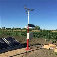 农田气象站带LED显示屏  农田气象监测站生产厂家