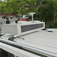河北车载式扬尘大PM2.5 PM10 TSP监测带LED显示屏