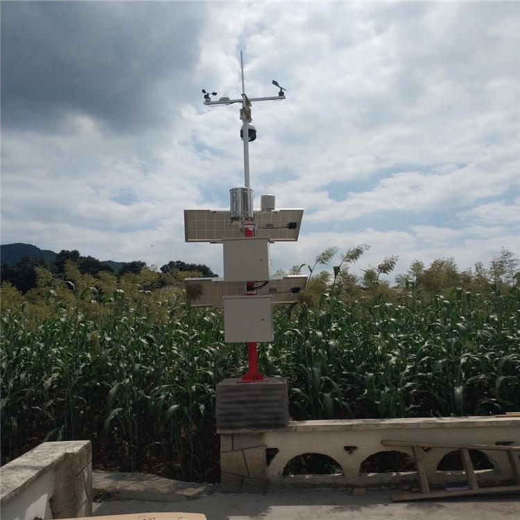 贵州气象监测仪 安宁小型气象观测仪 曲靖农业气象监测仪