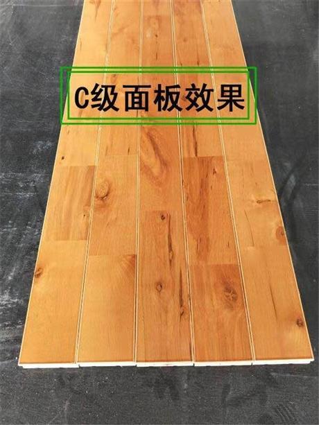 运动木地板工程