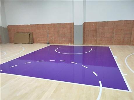运动木地板工程设计