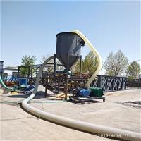 环保型粉煤灰输送机 脉冲除尘型粉煤灰输送机 汇顺 500吨散