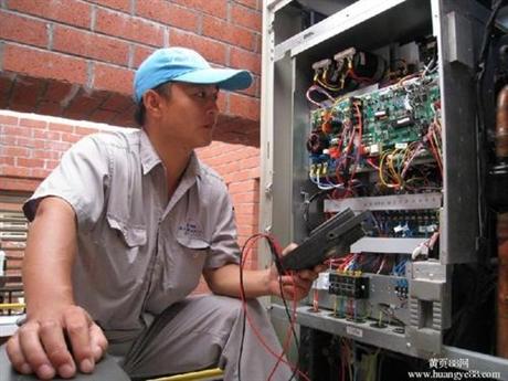 平湖中央空调维修,平湖空调维修清洗