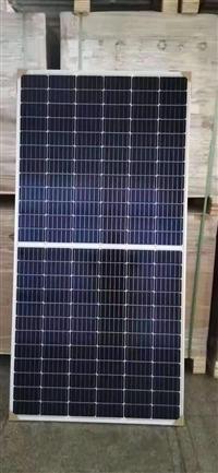 隆基A级双玻双面435瓦高效太阳能电池板