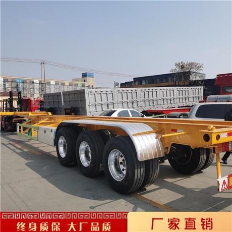 13米危险品骨架运输车配置说明