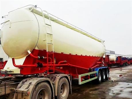 35立方散装水泥槽罐车配置说明