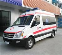 潮州120救护车出租救护车长途转运