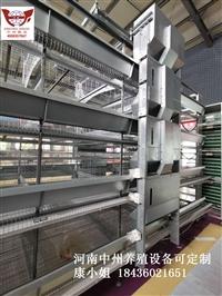 阶梯、层叠式蛋鸡笼 自动化蛋鸡笼设备 量大从优