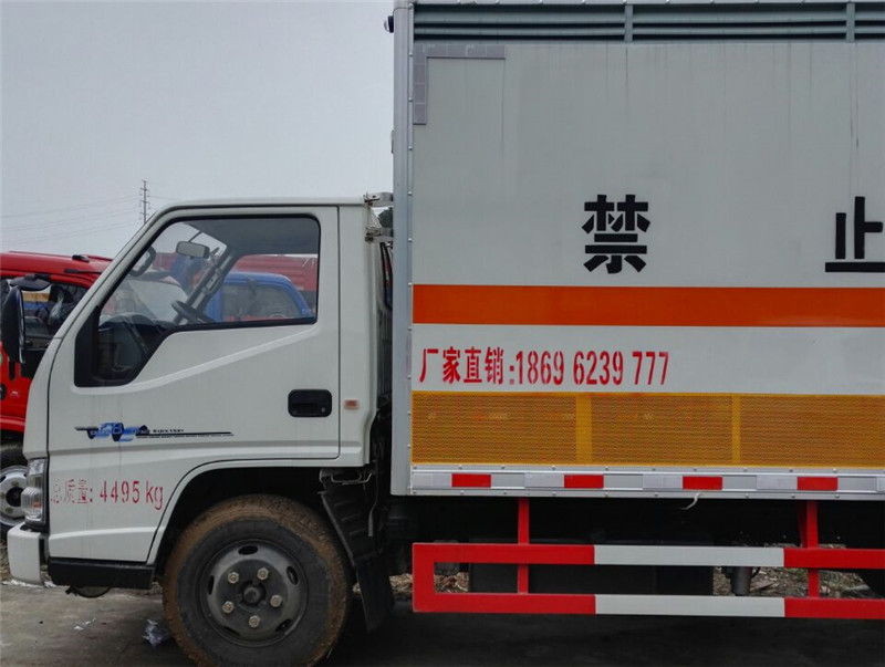 江铃氧气瓶运输车厂家 4米2气瓶车 湖南液化气瓶运输车价格