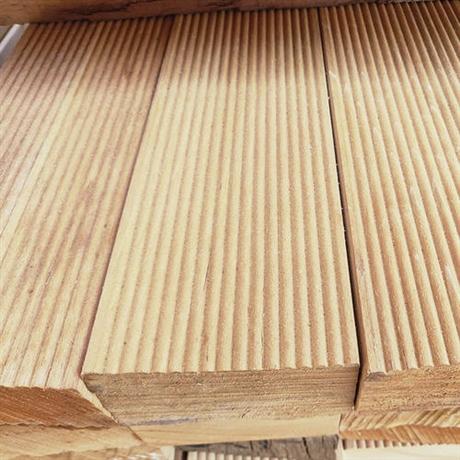 进口巴劳木板材加工
