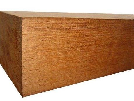 非洲巴劳木板材加工