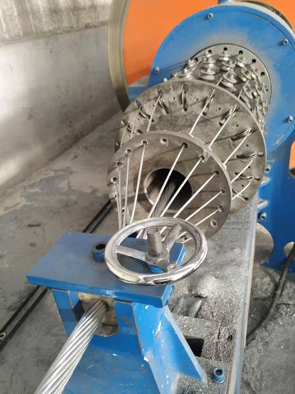 廣西鋁包鋼芯耐熱鋁絞線廠家JNRLH1X1/LB14-500/45鋼芯高導電率鋁絞線用途
