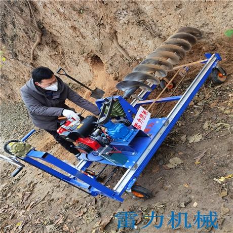 小型过路钻孔机横穿水管打孔免开挖