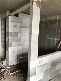岳阳酒店隔墙 岳阳酒店装修隔墙 岳阳酒店轻质砖隔墙 包工包料