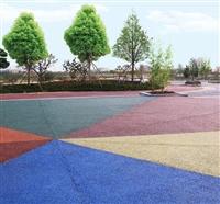 昭通市彩色透水混凝土,透水地坪,压印混凝土