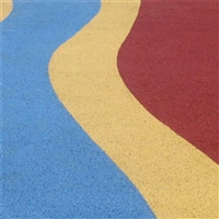 益阳市彩色透水混凝土;透水砼外加剂;彩色路面;
