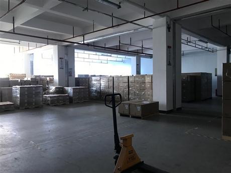 深圳出口加工区保税物流公司