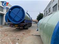 玻璃鋼一體化預制泵站設備