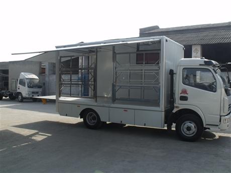节能 环保 高效 便捷 卫生的流动快餐车 厂家 价格 图片