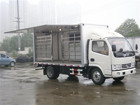 流动售卖车(蔬菜车、卖菜车)抑制物价效果佳  蔬菜价格低于市场