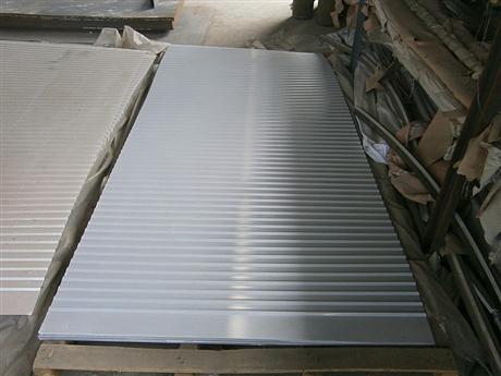 飞翼厢式货车专用铝波纹板  波纹铝板  花纹铝板 波纹板厂家价格