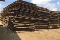 汉阳区施工垫路钢板公司