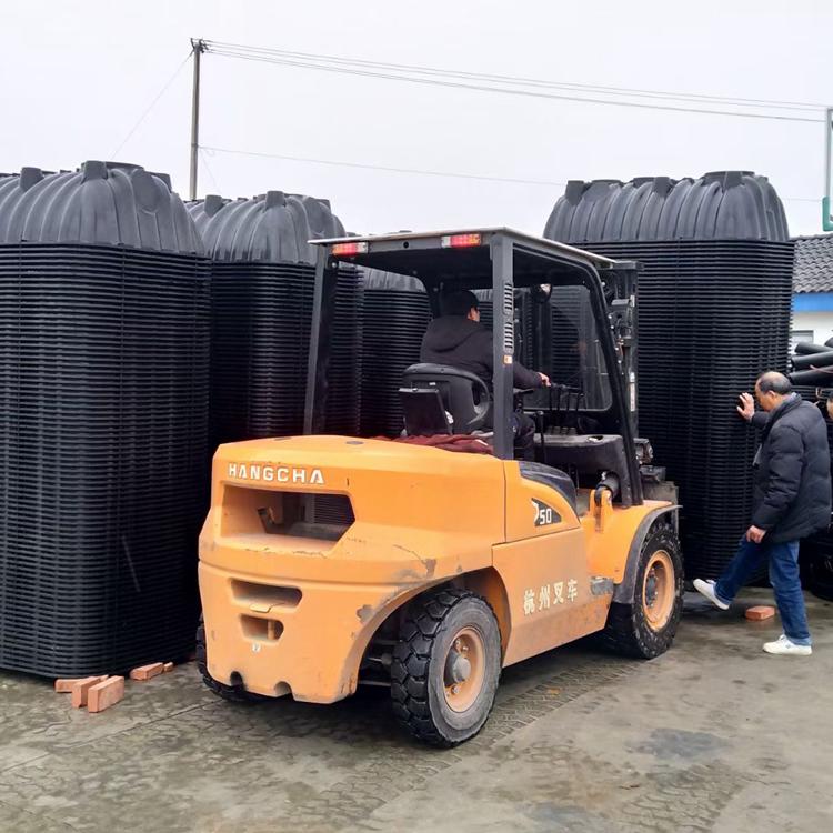 汝州化粪池厂家 塑料化粪池三格 PE化粪池