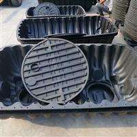 大同化粪池厂家  三格式塑料化粪池价格 三格式化粪池