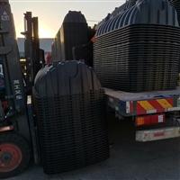 黄石化粪池厂家 五峰农村三格化粪池 pe塑料化粪池