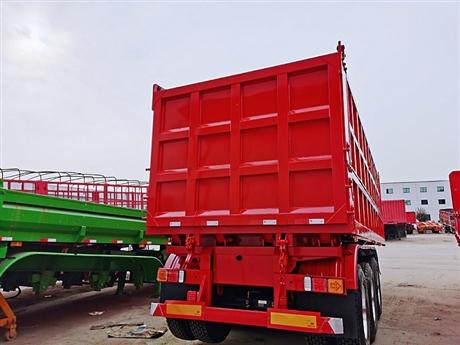 2021新款9米后翻自卸车价格与使用