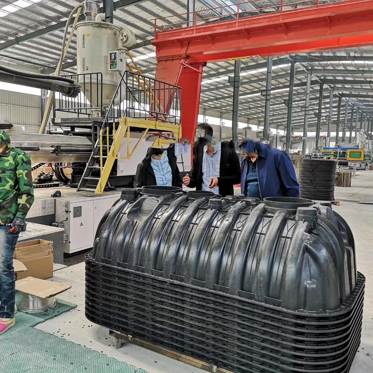 禹州化粪池厂家 三格式化粪池倒L管 京山三格化粪池厂家