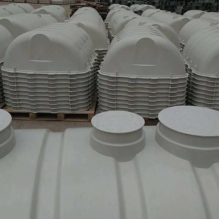1.5立三格式化粪池 美丽乡村建设旱厕改造配套 河南