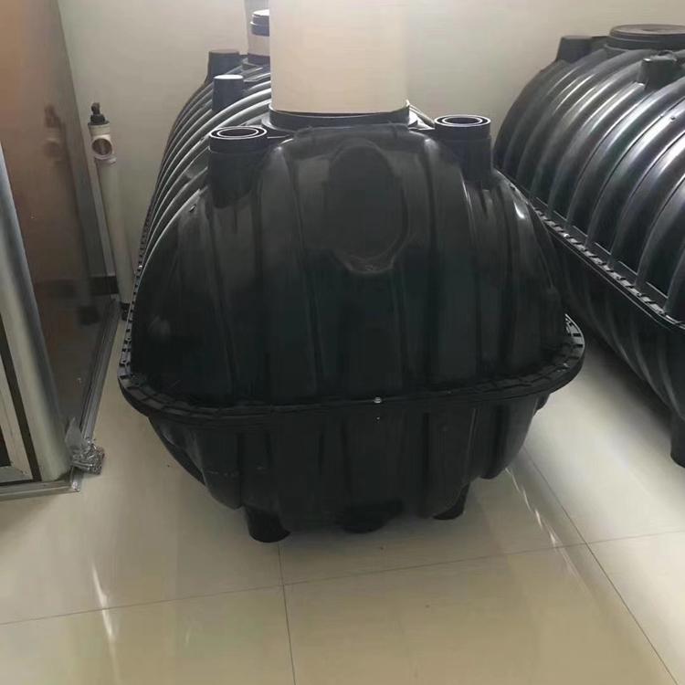 河南家用塑料化粪池,一体三格式化粪池厂,pe化粪池