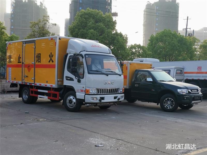红宇民爆物品运输车,江铃防爆车