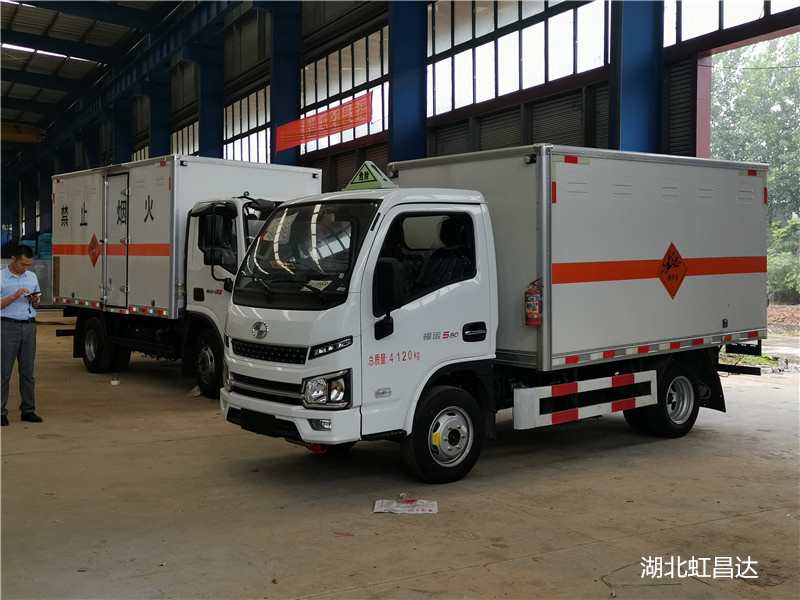 广元火工品运输车,民爆器材专用车,交货期短,节约时间成本