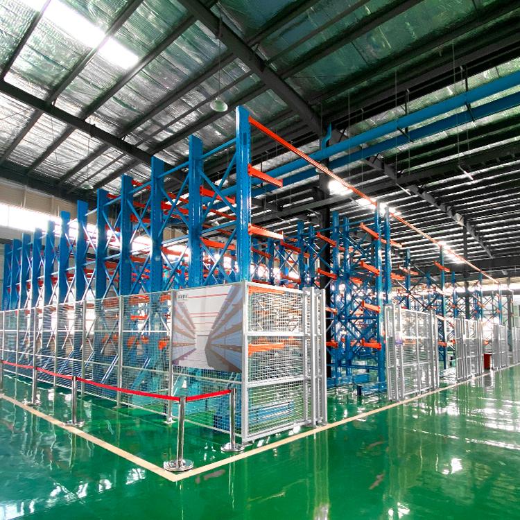 型材货架 管材货架 钢筋货架 悬臂式货架