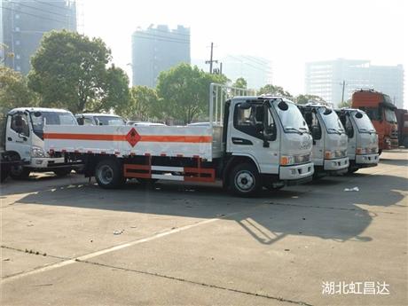 广东危险品运输车,气瓶运输车厂家电话