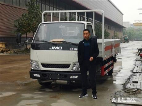 国六工业燃气运输车图片
